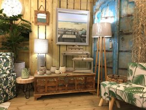 Reclaimed Furniture at Russells Garden Centre